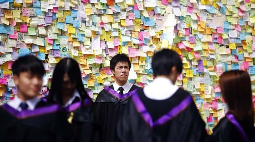Chineses ricos querem que filhos estudem no estrangeiro