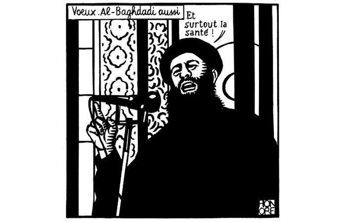 Charlie Hebdo defende
