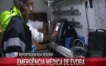 VMER de Évora assiste grávida na N114