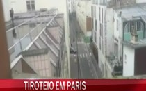 """Ataque em Paris: Polícia em alerta máximo faz """"trabalho invisível"""""""