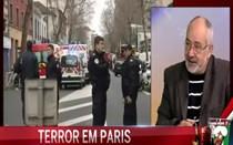Moita Flores destaca trabalho da polícia para isolar terroristas
