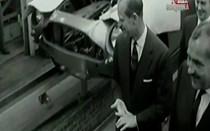 100 anos da Aston Martin