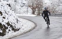 Neve cobre Portugal de branco