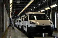 Fábrica automóvel PSA encerrada em Mangualde