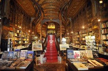 Livraria Lello desafia o Porto a candidatar-se a cidade literária da UNESCO