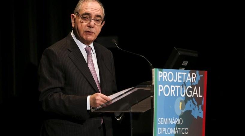 Ministro Rui Machete diz que exportações vão crescer este ano