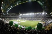 Estádio de Alvalade esgotado para receber Ronaldo