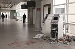 Gang rebenta duas caixas ATM