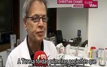 Teresa Guilherme muda imagem para novo programa