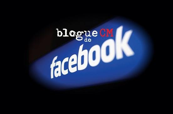 Blogue CM do Facebook