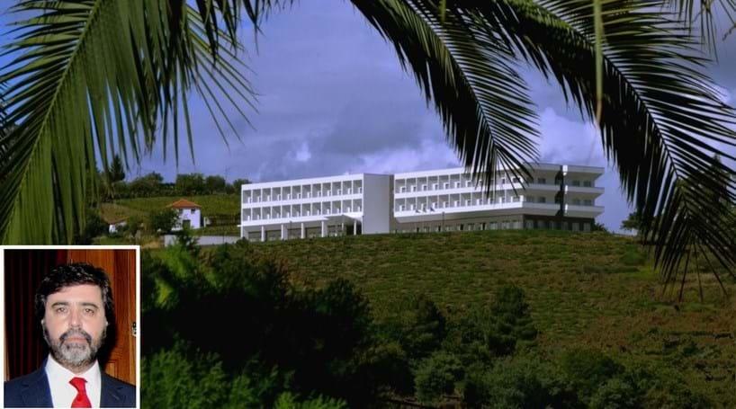Autarca ajudou a fazer hotel ilegal