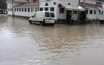 Leitores enviam fotos do mau tempo