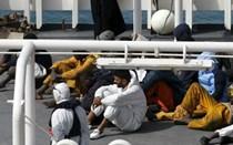 Dia marcado por naufrágios no Mediterrâneo
