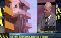 """Proteção Civil: """"Portugueses têm de saber verdadeira dimensão do risco sísmico"""""""