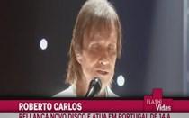 Roberto Carlos lança novo disco