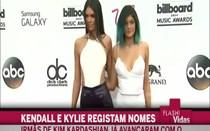 Kylie e Kendall Jenner querem ser marca registada