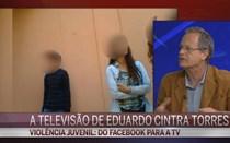 Cintra Torres diz que vídeo de bullying é pouco violento