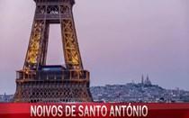 Filipe fez pedido a Cláudia em Paris