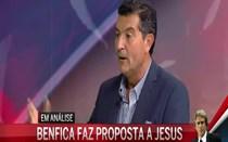 Mendes consegue pôr Jesus no Real?