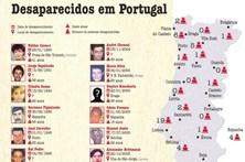 Conheça os rostos dos desaparecidos em Portugal