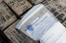 Prisão preventiva para três suspeitos de tráfico de droga