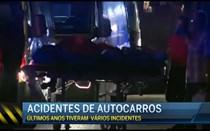 Crónica de Segurança: acidentes rodoviários