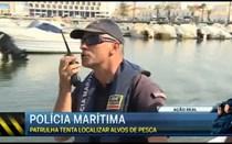 Ação Real: Polícia Marítima fiscaliza