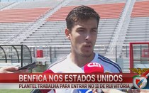 """Vieira diz que Rui Vitória foi """"contratado para ganhar"""""""