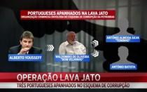 Operação Lava Jato: portugueses integravam organização criminosa