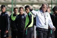 Aquilani e Bruno Paulista já treinam na equipa do Sporting