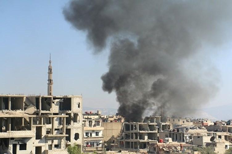 O que se sabe a respeito da missão da OPAQ na Síria