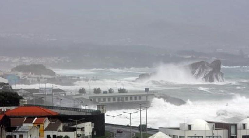 IPMA emite aviso amarelo para duas ilhas dos Açores