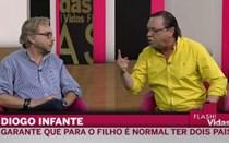 Veja 2 minutos de ira de Malheiro sobre gays