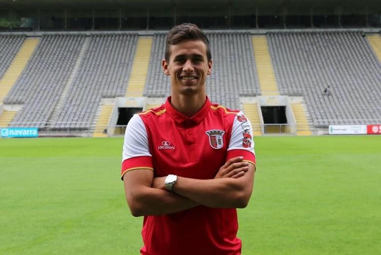 Negócio fechado: Braga vende Rui Fonte