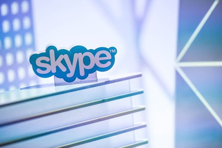 Skype foi removido da China