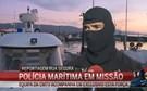 Polícia Marítima persegue traficante perigoso no Mar Egeu