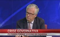 Crise governativa: Debate na CMTV sobre o futuro do País
