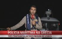 CMTV testemunha resgate de 600 refugiados em Lesbos