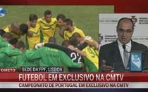 Campeonato de Portugal Prio na CMTV