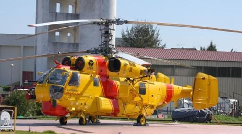 Elicottero Kamov : Falhas notórias no controlo dos helicópteros kamov