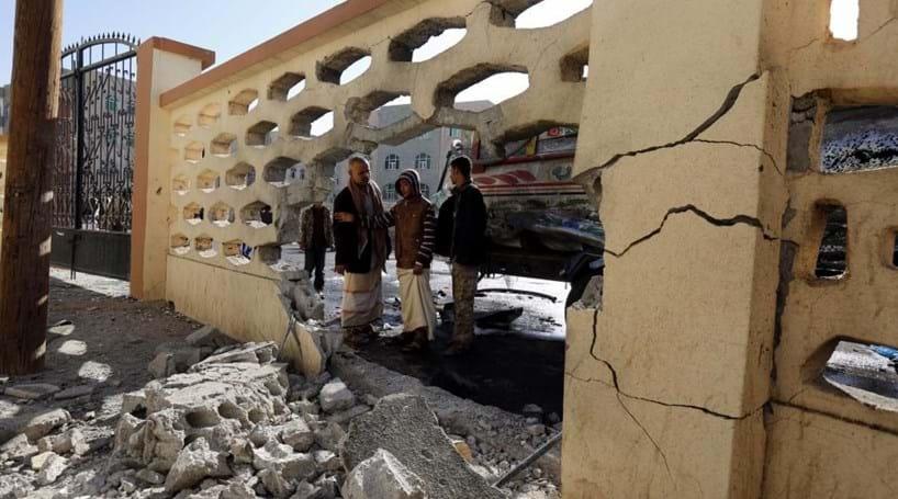 Pelo menos 25 mortos em bombardeamento num mercado no Iémen