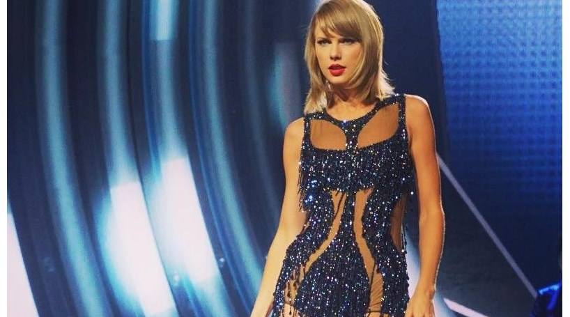 Swift é a estrela mais bem paga