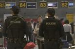 Reforço policial nas fronteiras