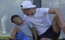 Ronaldo vai dizer ao filho quem é a mãe