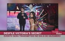 Desfile da Victoria's Secret arrasa Nova Iorque