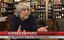 Português narra experiência de horror junto ao Bataclan