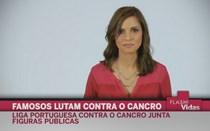 Campanha contra o cancro junta famosos