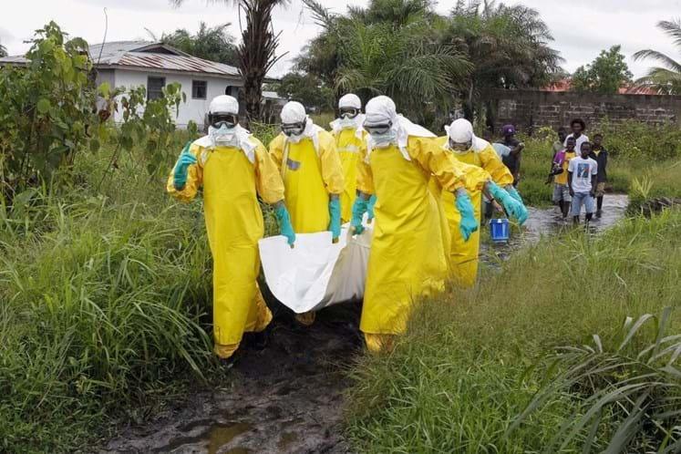 RDC regista duas mortes e mais 10 casos suspeitos de ébola