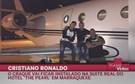 Ronaldo passa o Ano Novo em Marrocos