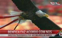 NOS compra jogos do Benfica por 400 milhões